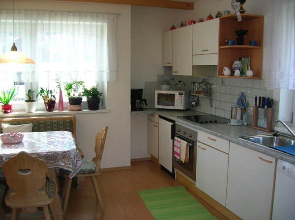 Photo of the kitchen Am Bachl