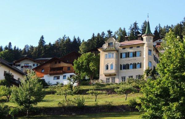 Foto estiva di presentazione Appartamenti Villa Martiner