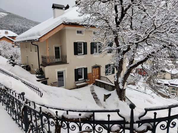 Photo exteriors in winter Villa Martiner
