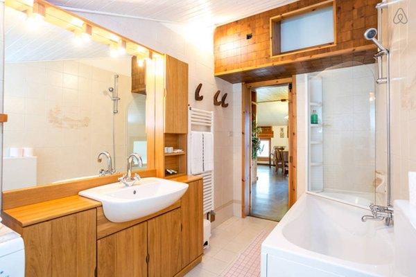Foto del bagno Appartamenti Maison des Sizes