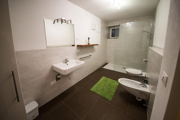 Photo of the bathroom Apartments Tirol