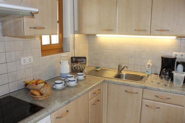 Foto della cucina Beikircherhof