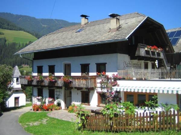 Foto esterno in estate Gschliererhof
