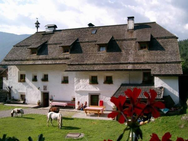 Foto estiva di presentazione Appartamenti in agriturismo Oberwieserhof