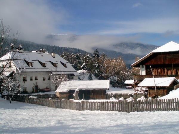 Foto invernale di presentazione Appartamenti in agriturismo Oberwieserhof