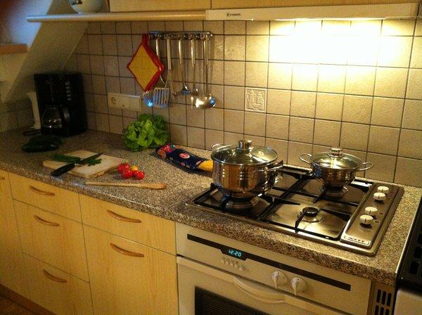 Foto della cucina Oberwieserhof