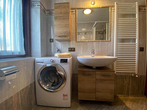 Foto del bagno Apartments Ciasa Colz