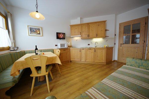 The living area Residence Ciasa dl Mone