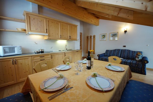 Photo of the kitchen Ciasa dl Mone
