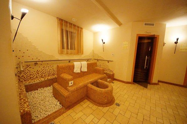 Photo of the wellness area Residence Ciasa dl Mone