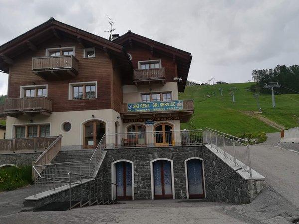 Foto estiva di presentazione Appartamenti Baita Valandrea