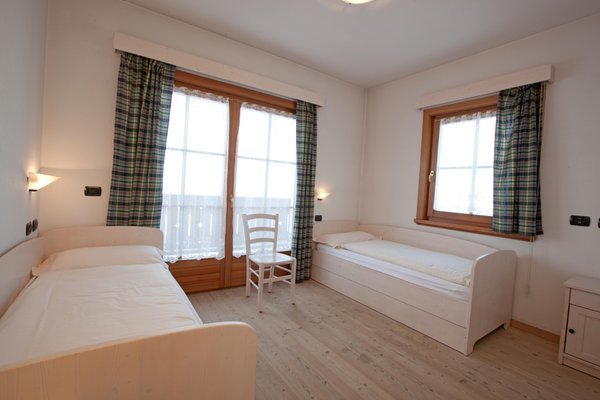 Foto della camera Appartamenti Baita Valandrea