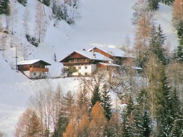 Foto invernale di presentazione Appartamenti in agriturismo Rastnerhof