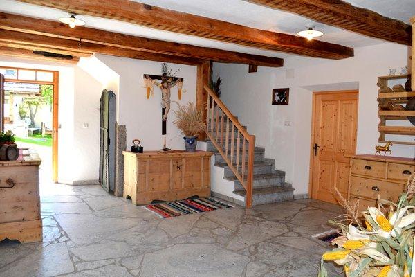 Die Gemeinschaftsräume Ferienwohnungen auf dem Bauernhof Weliserhof