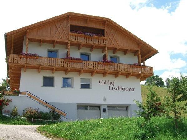 Foto estiva di presentazione Appartamenti in agriturismo Erschbaumer