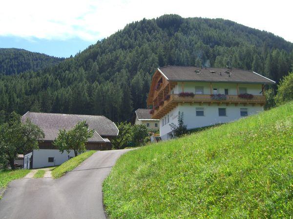 La posizione Appartamenti in agriturismo Erschbaumer San Lorenzo di Sebato