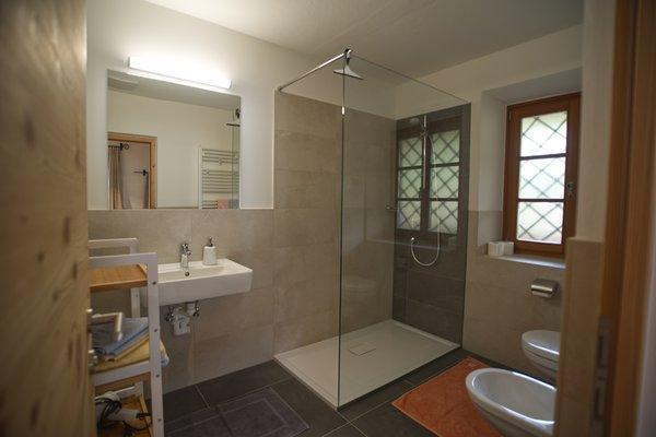 Photo of the bathroom Farmhouse apartments Hofrichter
