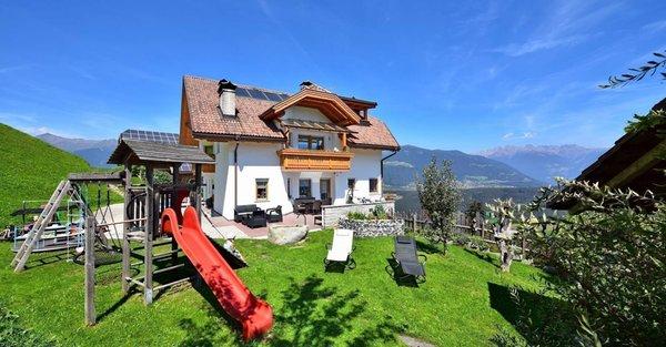 Foto esterno in estate Pirchnerhof