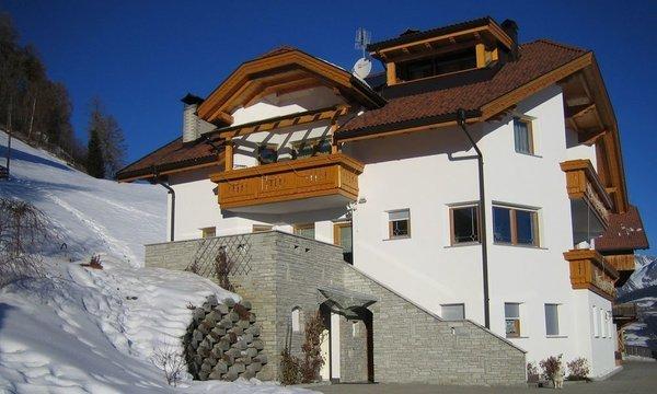 Winter Präsentationsbild Ferienwohnungen auf dem Bauernhof Pirchnerhof