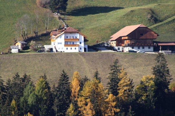 La posizione Appartamenti in agriturismo Pirchnerhof San Lorenzo di Sebato