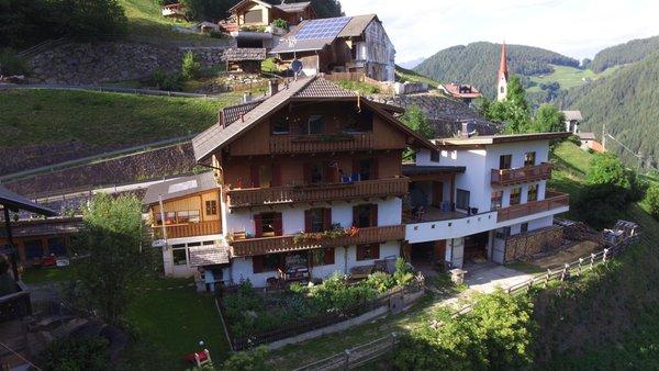 Foto estiva di presentazione Appartamenti in agriturismo Thalerhof