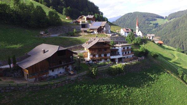 Foto esterno in estate Thalerhof