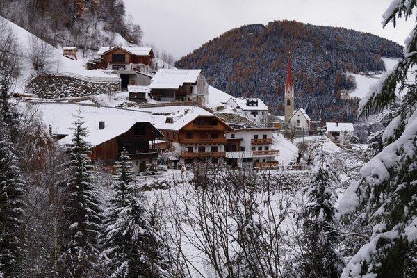 Foto invernale di presentazione Appartamenti in agriturismo Thalerhof