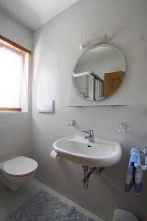Photo of the bathroom Farmhouse apartments Übersteiner