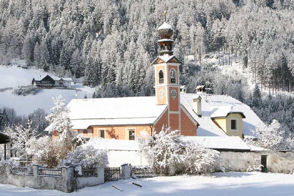 Photo gallery San Lorenzo di Sebato / St. Lorenzen winter