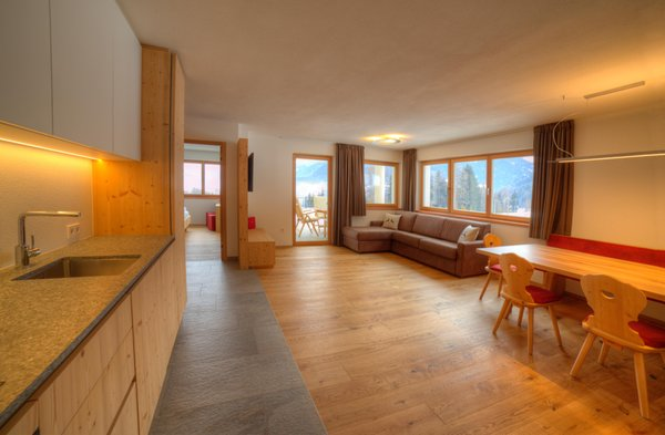Foto della cucina Unterguggenberg