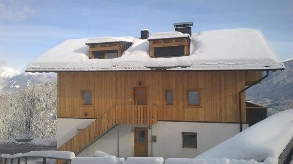 Foto invernale di presentazione Kehrerhof - Appartamenti in agriturismo 3 fiori