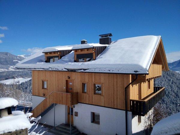 Photo exteriors in winter Kehrerhof