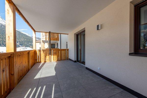 Foto del balcone Hannas