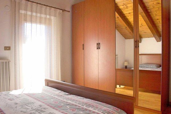 Foto vom Zimmer Ferienwohnung Pradetto Alida