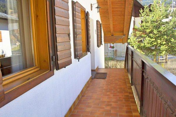 Foto vom Balkon Pradetto Alida