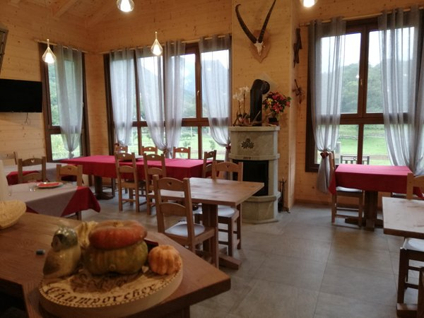 Das Restaurant Donnas (Valle Centrale) Le Rocher Fleurì