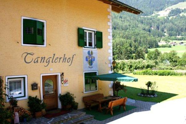 Foto esterno in estate Tanglerhof