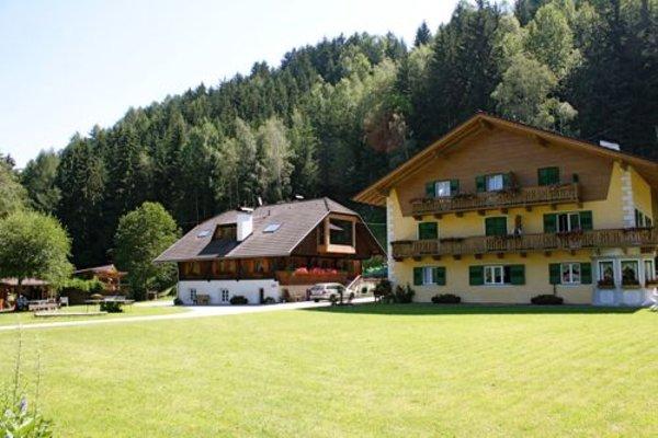 Foto estiva di presentazione Appartamenti in agriturismo Tanglerhof