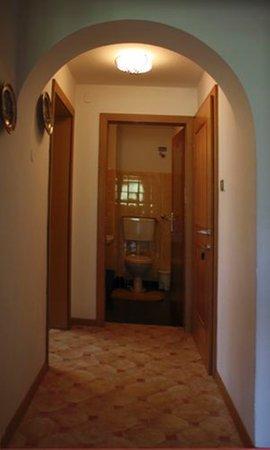 Le parti comuni Appartamenti in agriturismo Tanglerhof