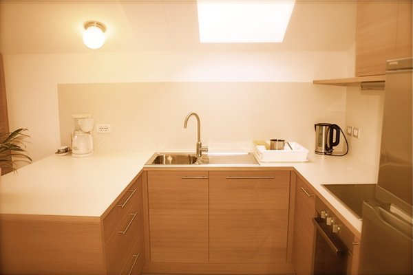 Foto della cucina Tanglerhof