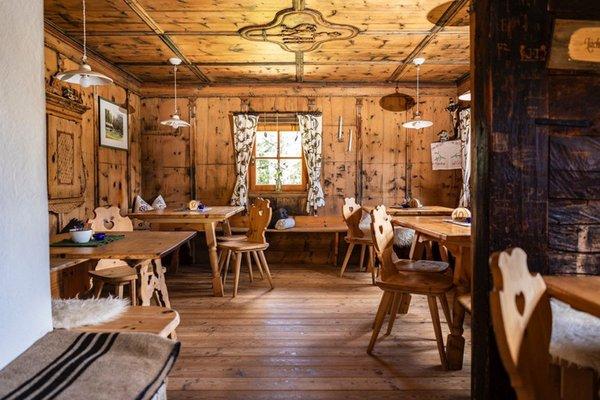 Il ristorante Anterselva Bergeralm