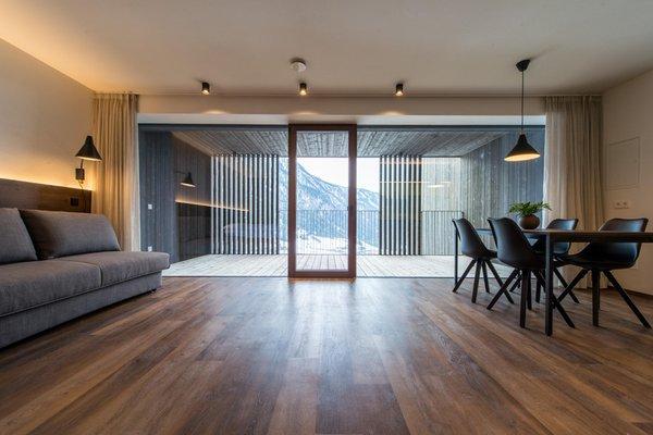 The living area Mountain Residence Montana