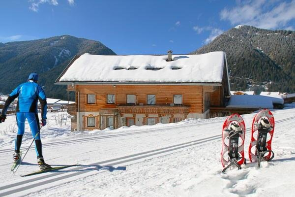 Foto invernale di presentazione Residence Bannwald