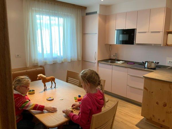 Foto della cucina Bannwald