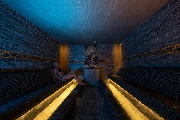 Foto der Sauna Vigo di Fassa
