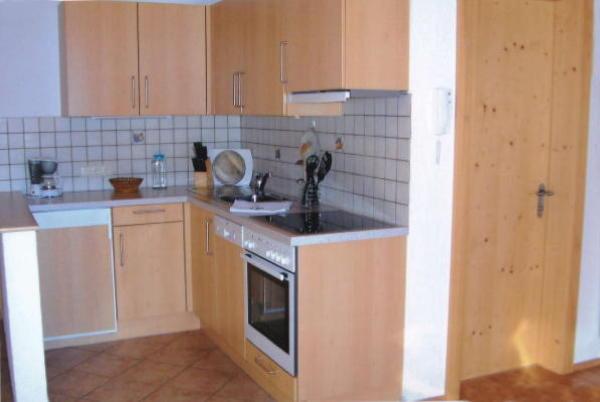 Foto della cucina Gattererhof