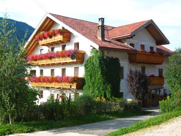 Foto estiva di presentazione Appartamenti in agriturismo Hintnerhof