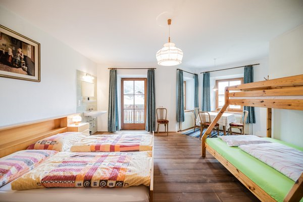 Foto della camera Appartamenti in agriturismo Hintnerhof