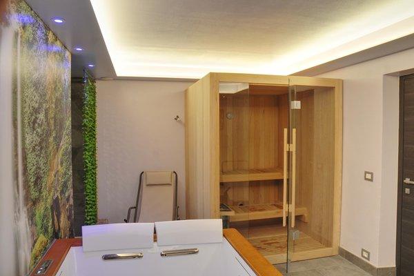 Foto del wellness Appartamenti Sweet Dolomites