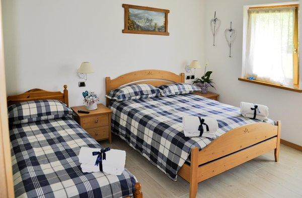 Foto della camera Bed & Breakfast Nordest Sudest